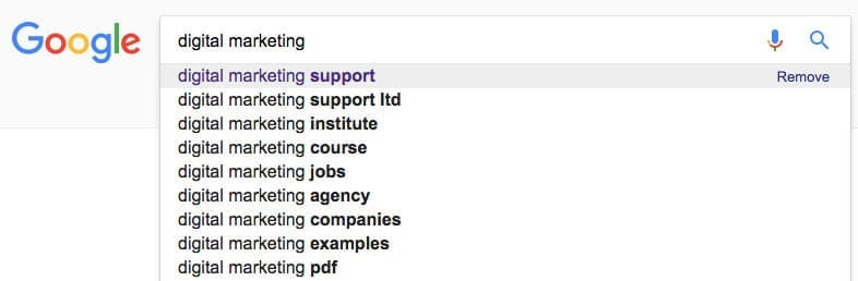 Picture of Digital Marketing Support Google Search - 10 Quick SEO Wins